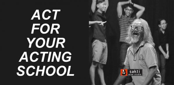 Act for your acting school