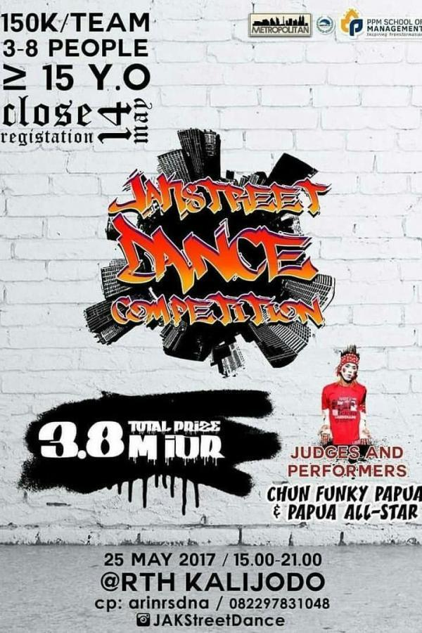JAKStreet Dance Competition