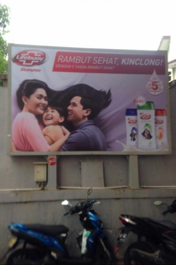 Photoshoot billboard&printad lifebuoy