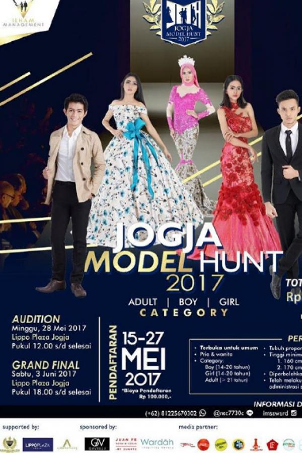 Jogja Model Hunt 2017