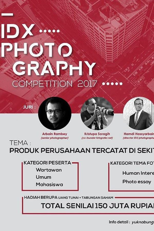 IDX Photo Competition
