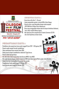 Cilegon Short Film Festival