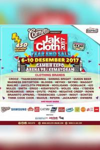 Jak Cloth Year End Sale 2017
