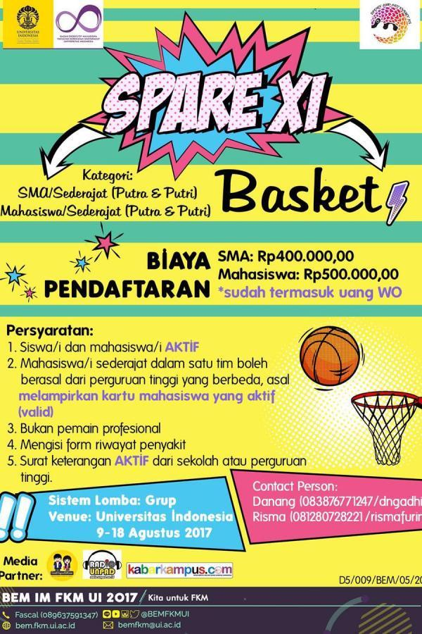Basket Competition