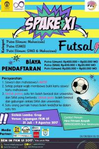 Futsal Competition