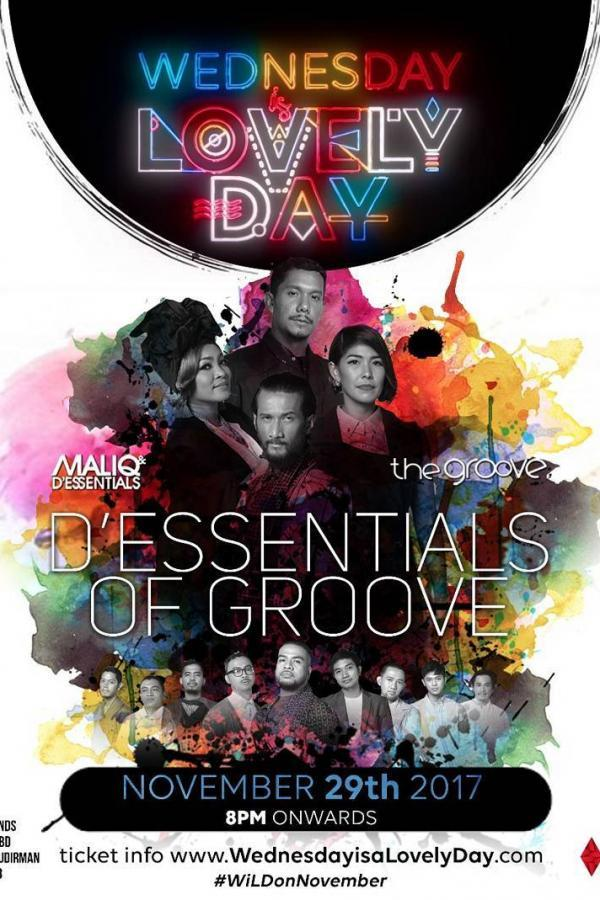 D'essentials of Groove