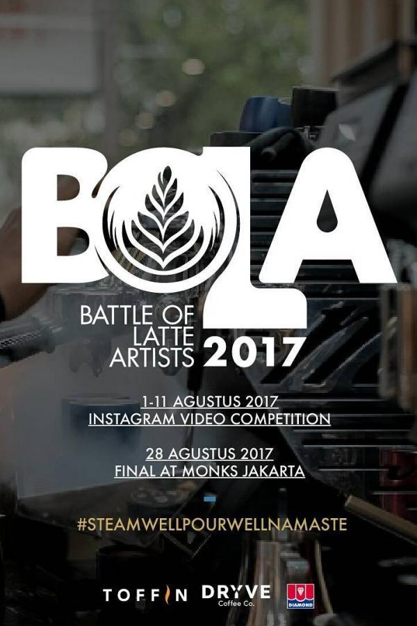 Bola : Battle Of Latte Artists