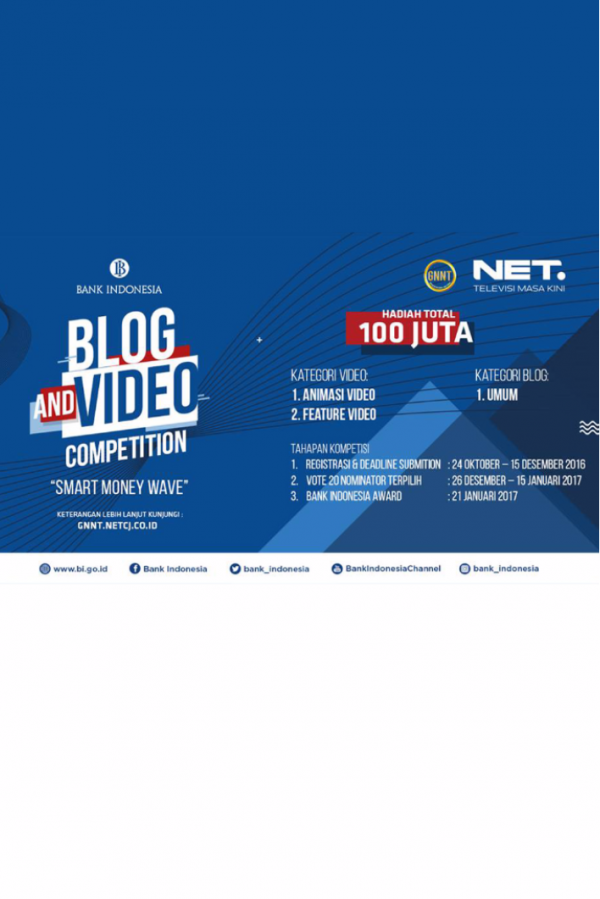Blog & Video Competition