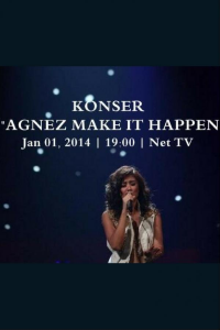 Konser Agnez Mo - Make It Happen