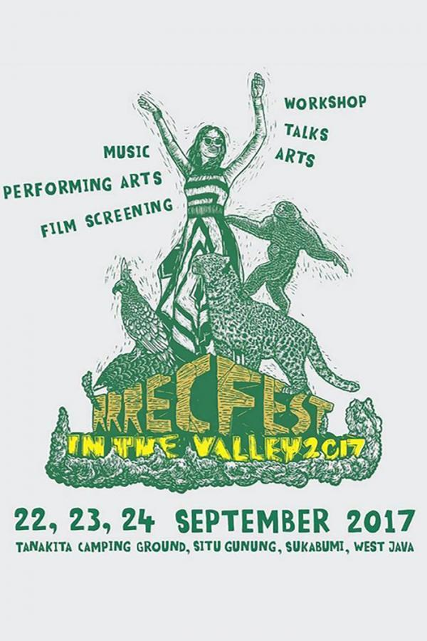 RRREC Fest in The Valley 2017