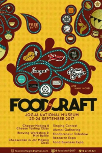 FOODCRAFT 2017: Explore, Eat, Enjoy