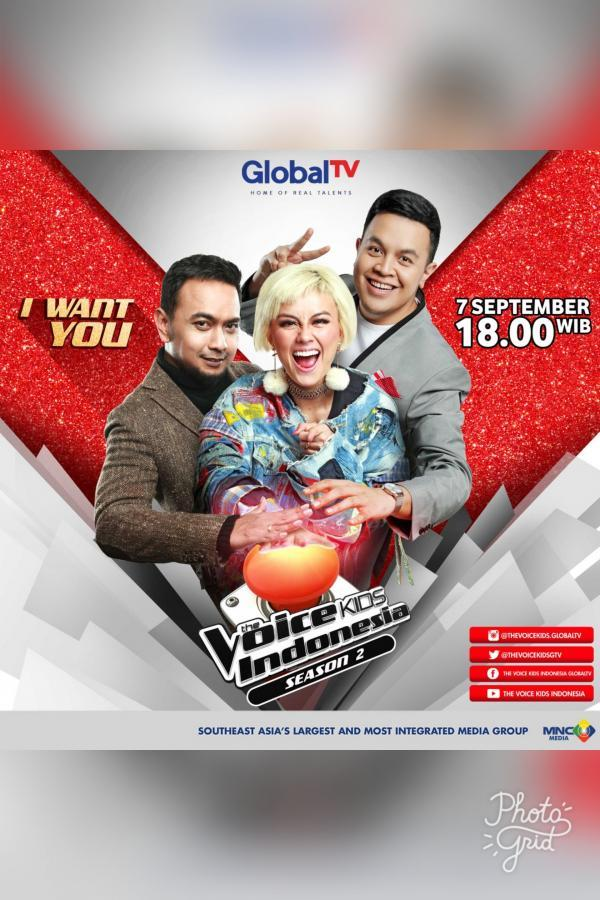 The Voice Kids Indonesia Season 2