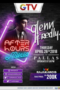 After Hours Music With Glenn Fredly