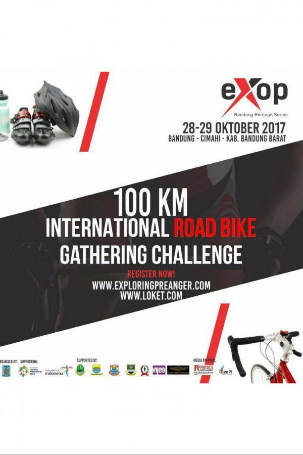 INTERNATIONAL ROAD BIKE GATHERING CHALLENGE