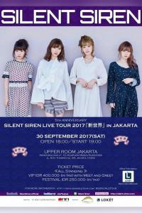 SILENT SIREN WORLD TOUR 2017