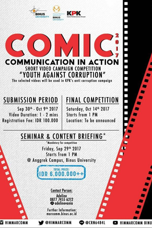 COMMUNICATION IN ACTION 2017
