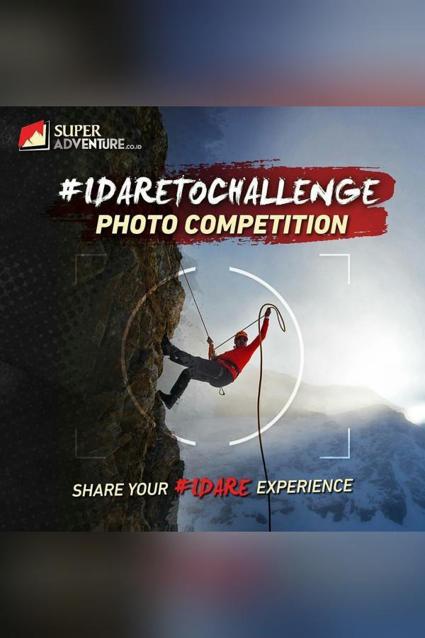 #IDARETOCHALLENGE Photo Competition