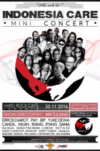 Indonesia Care Mini Concert