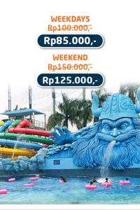 The Wave Pondok Indah Waterpark