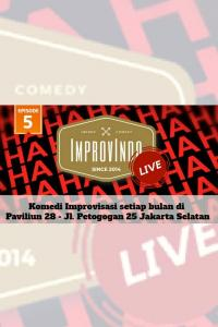 ImprovIndo Live Episode 5