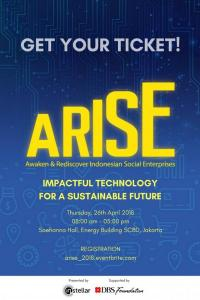 ARISE: Impactful Technology for Sustainable Future