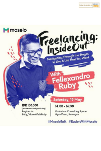 Moselo Talk with Fellexandro Ruby
