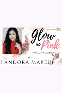 Glow in Pink Makeup Workshop