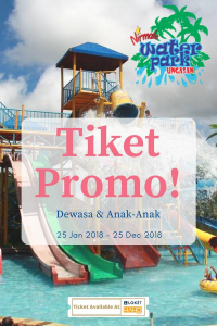 Ticket Nirmala Waterpark Bali