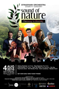 Sound Of Nature Concert