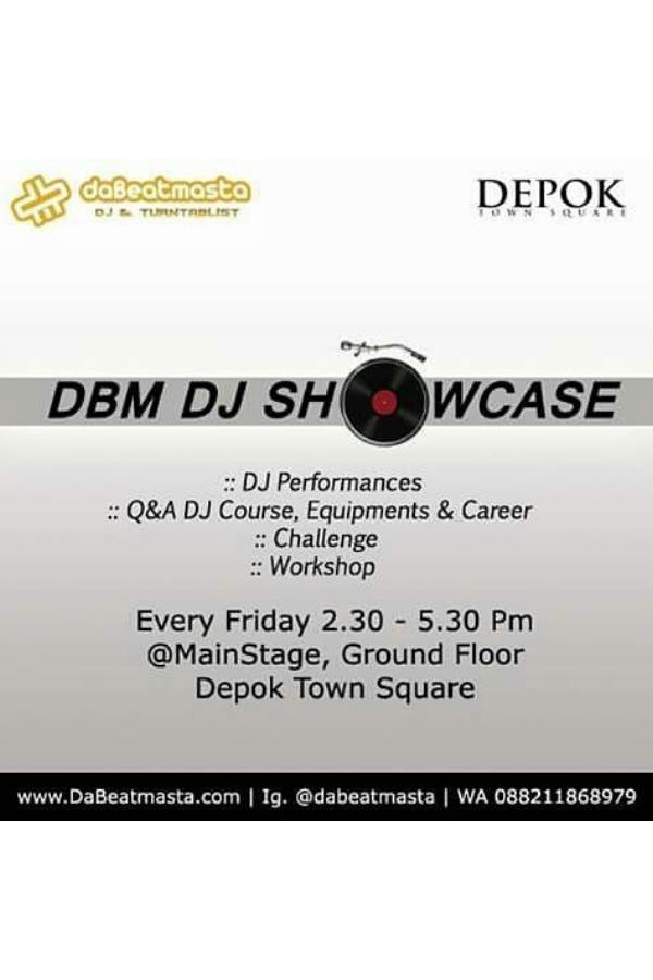 DBM DJ Showcase