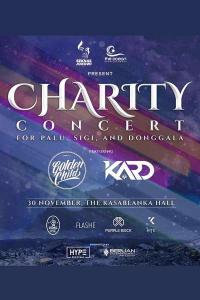 Charity Concert For Palu Sigi and Donggala Featuring Kpop All Stars