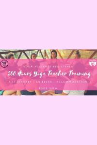200 Hours Parahita Yoga Teacher Training Course