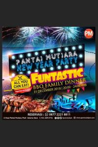 Pantai Mutiara New Year Party 2019