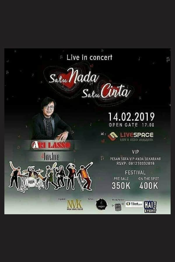 Satu Nada Satu Cinta with Ari Lasso and Java Jive