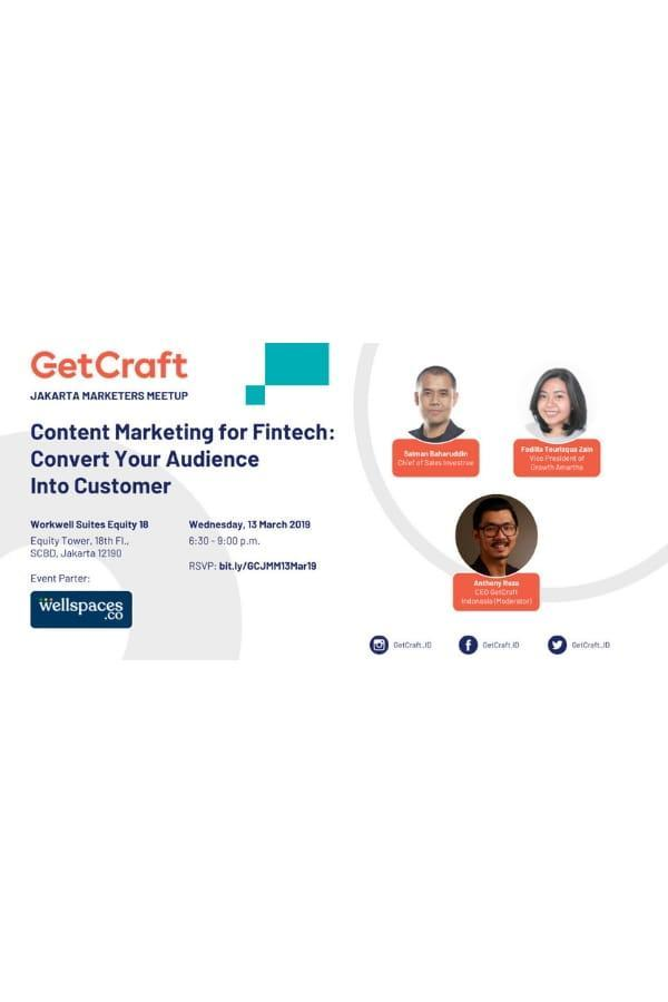 Content Marketing for Fintech: Convert Your Audience Into Customer