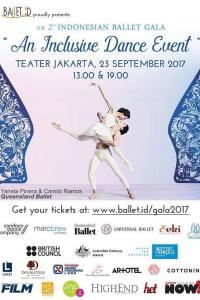 The 2nd Indonesian Ballet Gala: AN INCLUSIVE DANCE EVENT