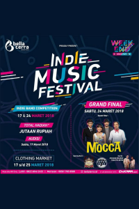Indie Music Festival 2018