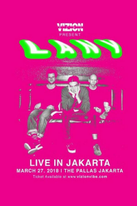 LANY - Live in Jakarta