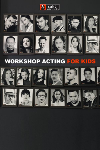 Workshop Acting Weekend for KIDS