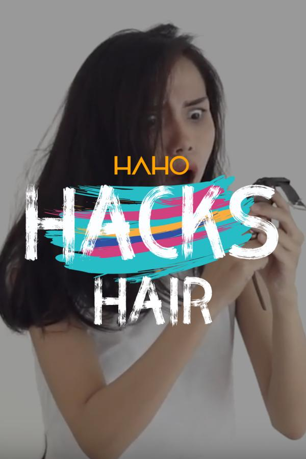 HAHO Hair Hacks