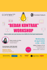 Bedah Kontrak Workshop