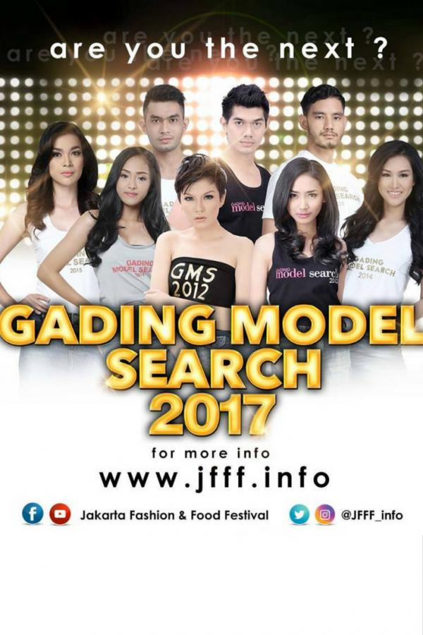 Gading Model Search 2017