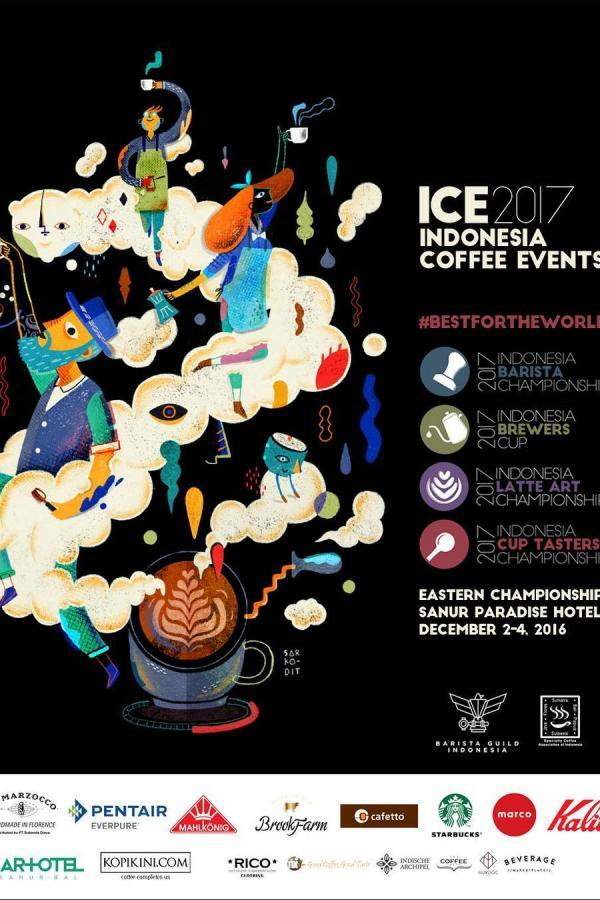 ICE (Indonesia Coffee Events) 2017