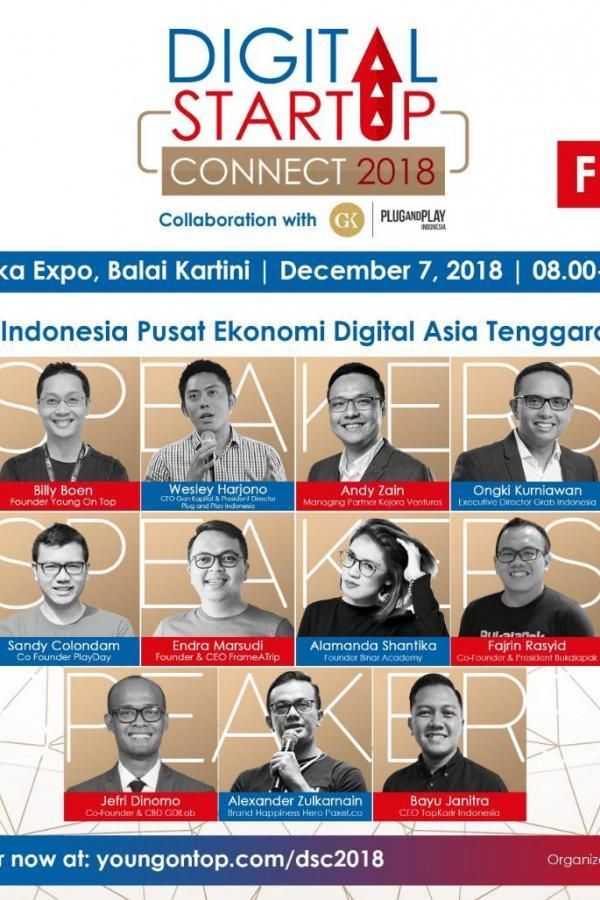 Digital Startup Connect
