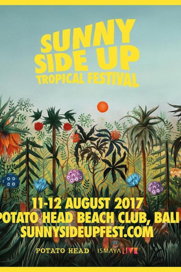 Sunny Side Up Tropical Fest