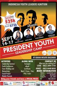 PYLC (President Youth Leadership Camp) 2017